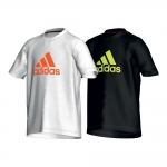 Adidas Logo Graphic 2er Pack T-Shirt Kids