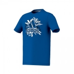 Adidas Graphic Faster Logo T-Shirt Kids