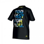 Adidas Graphic Fast T-Shirt Kids