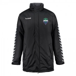 Hummel Authentic Charge Stadionjacke FC Frankenwald