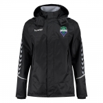 Hummel Authentic Charge Allwetterjacke FC Frankenwald