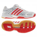 Adidas Opticourt Team Light Damen Indoorschuh