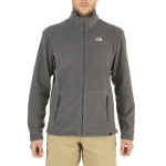The North Face 100 Glacier Full Zip Fleece Jacke