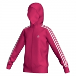 Adidas Originals Hooded Flock TT Kapuzenjacke Kids