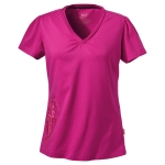 Jack Wolfskin Poppy Flower T-Shirt Damen