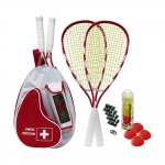 Speedminton Swiss Edition Speedminton-Set