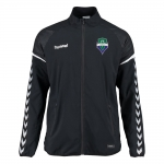 Hummel Authentic Charge Präsentationsjacke FC Frankenwald