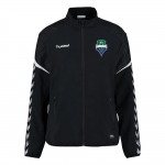 Hummel Authentic Charge Präsentationsjacke Damen FC Frankenwald